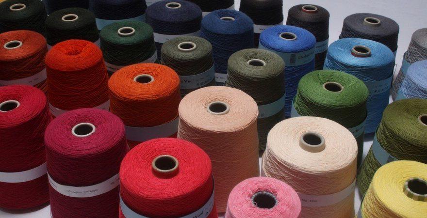 Разновидности швейных ниток>