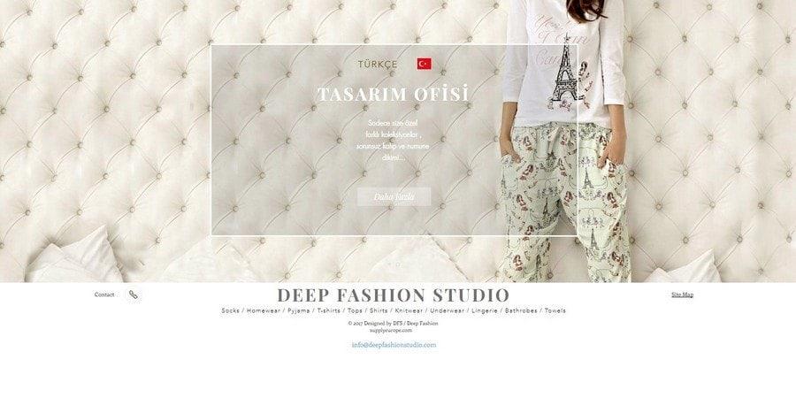 DEEP FASHION STUDIO
